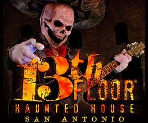 San antonio haunted houses your guide to halloween in for 13th floor haunted house san antonio