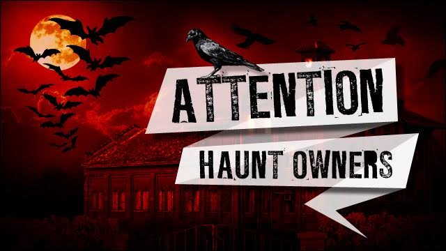Attention San Antonio Haunt Owners